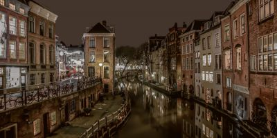 Utrecht Night Light Zaterdag 25 januari 2020